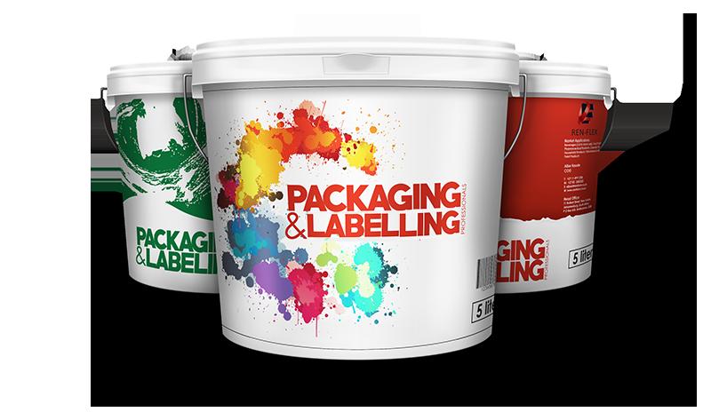 IML Shrink Sleeve Label Printing in South Africa | REN-Flex